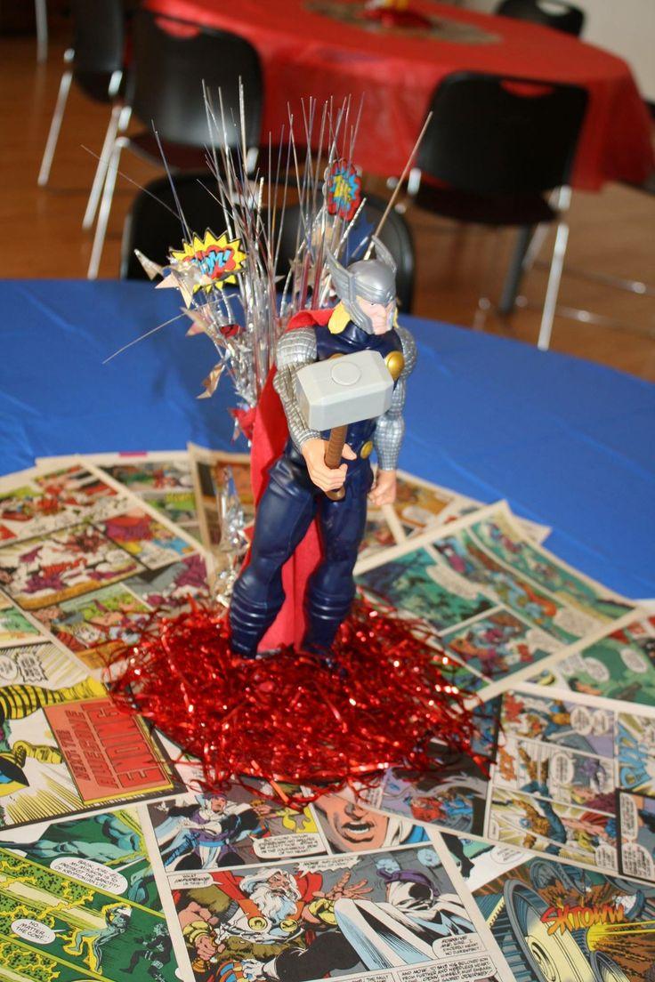 best 25 superhero centerpiece ideas on pinterest super hero