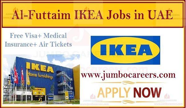 Al Futtaim IKEA Jobs in UAE 2019 | Ikea jobs, Job, Uae