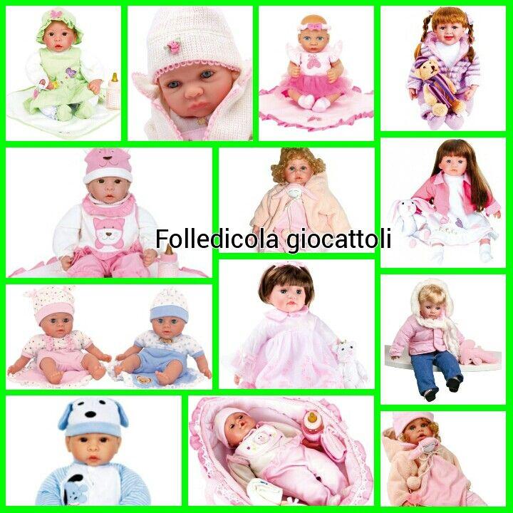 Bambola , bambole . LEGLER www.folledicolagiocattoli.it