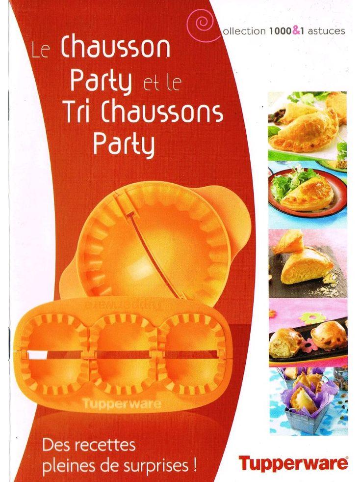 Aperçu du fichier Chausson Party - Livret de recettes Tupperware.pdf