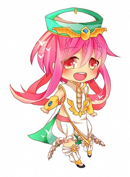 Magi, the Kingdom of Magic ~ Kouha chibi :3