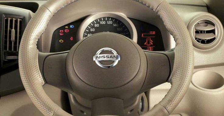 #Nissan Steering wheel cover Select genuine accessories of #NissanCars @ Shakti Nissan  For more: http://goo.gl/wtgrxV #CarAccessories #SteeringCovers