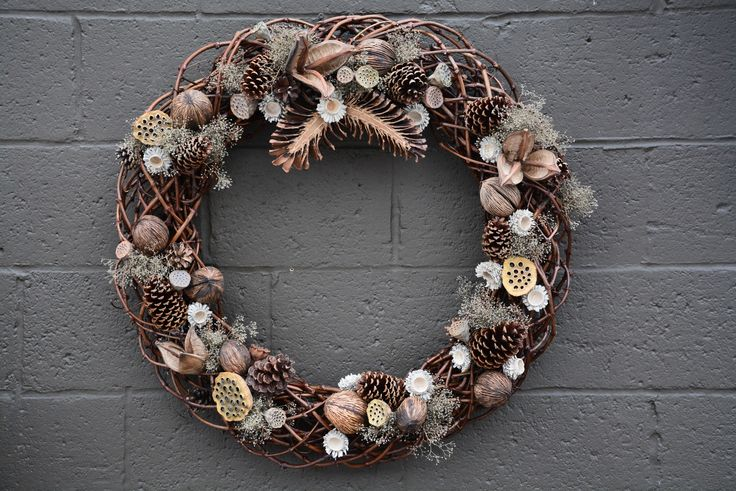 the winter wreaths (11)
