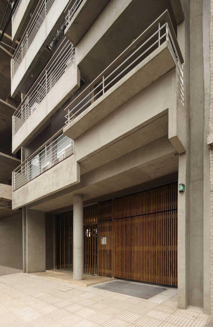 MONROE | Proyecto C. Autores: Arq. Sebastián Cseh - Arq. Juan Cruz Catania. #arquitectura #architecture #building #entrance @sebacseh @juancruzcatania