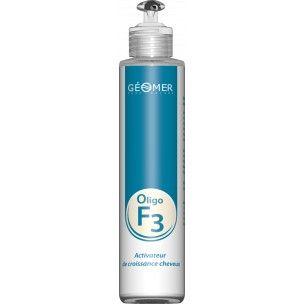 Avec Oligo F3 vos cheveux deviennent de plus en plus fins? Ils tombent par saison? Ils deviennent fragiles et cassants?  Une synergie reminéralisante et fortifiante pour cheveux  L'Oligo F3 contient les oligo-éléments nécessaires pour une repousse plus forte et plus rapide.
