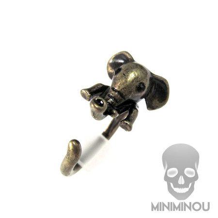 Anel mini elephant