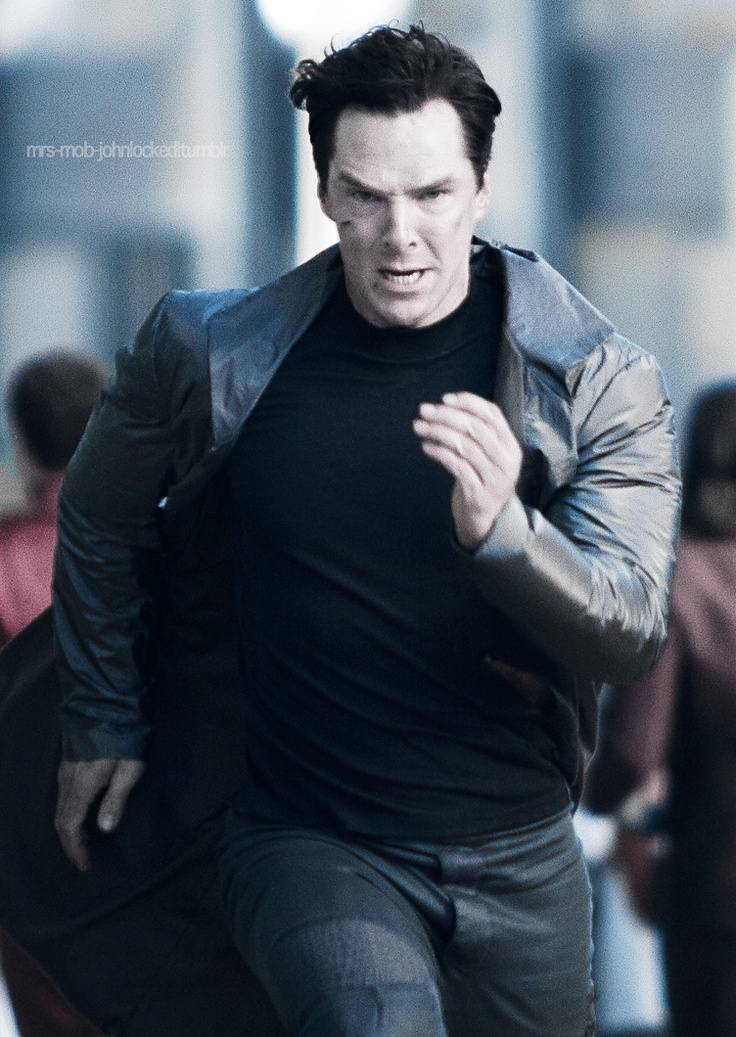 Trekkie Love - Benedict Cumberbatch | Star Trek | Pinterest
