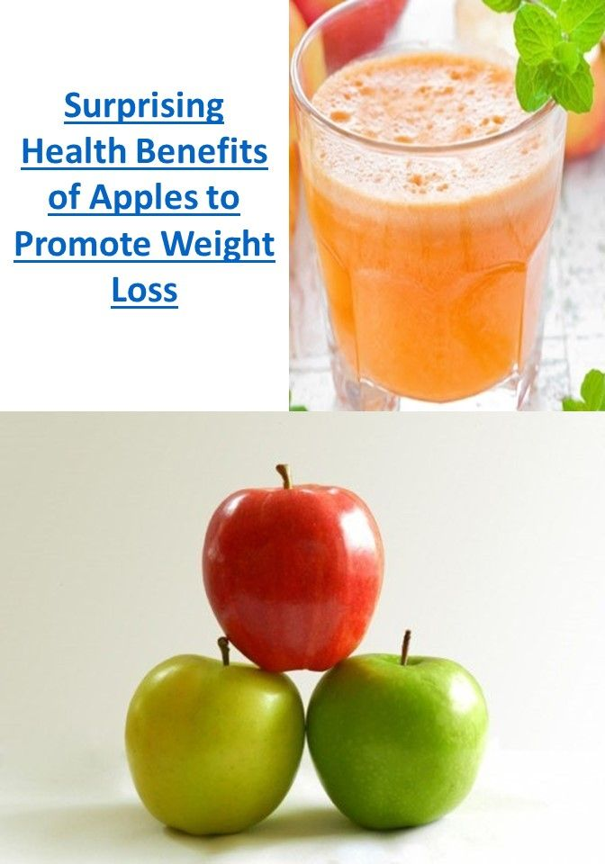 Apple Health Benefits for Weight Loss