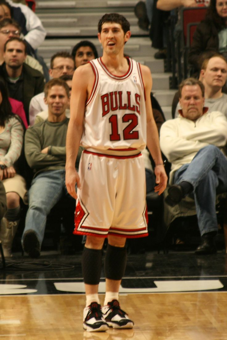 Kirk Hinrich ...back with the Bulls!