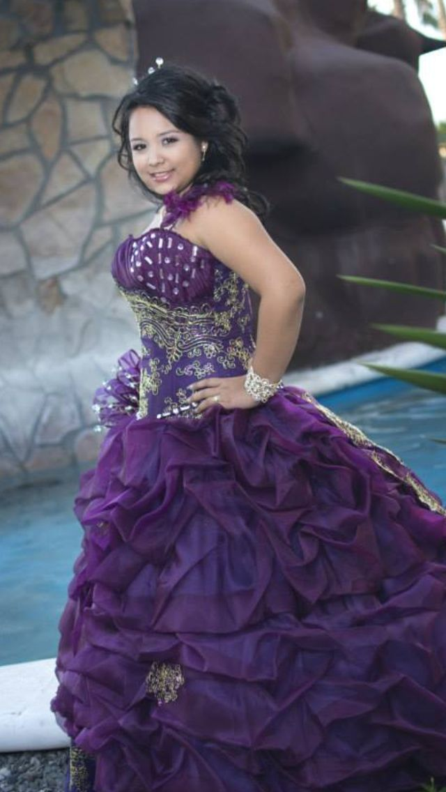 49 best Vestidos 15 años images on Pinterest | Cute dresses, Formal ...