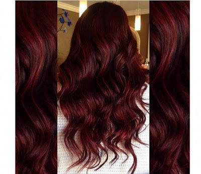 Best 25 Wine Red Hair Ideas On Pinterest  Wine Red Hair Color Maroon Hair