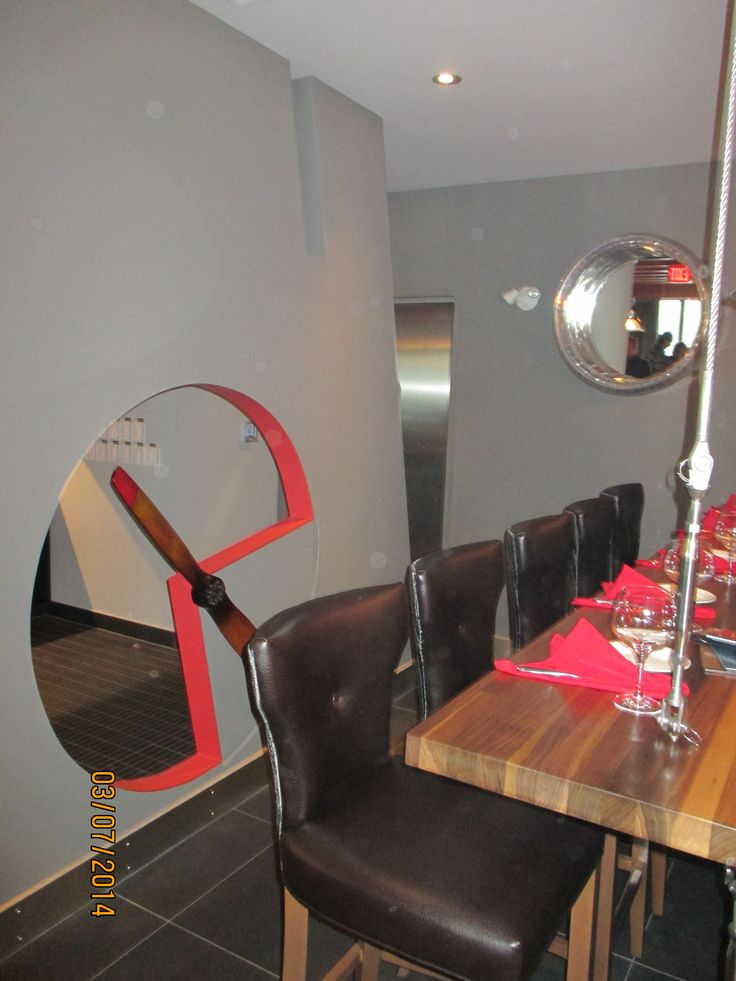Runway 25 Steak Lounge at the Valhalla Inn Thunder Bay