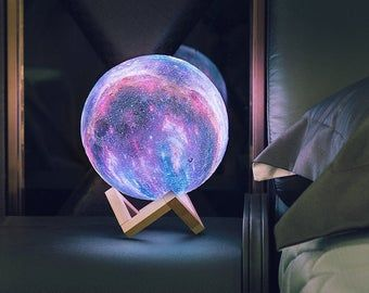 Original Levitating Moon Lamp Etsy In 2020 Levitation Watering Globe The Originals