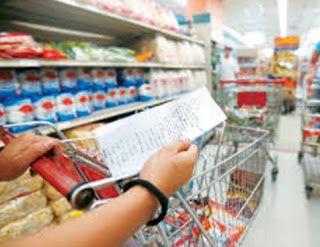 Με λίστα στο σούπερ μάρκετ οι 9 στους 10 Ελληνες καταναλωτές...