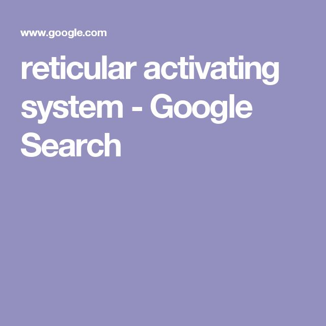 Explain the functions and restrictions of the Reticular Activating System (RAS) Essay