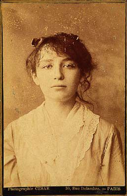 #femalecreativeforces Camille Claudel