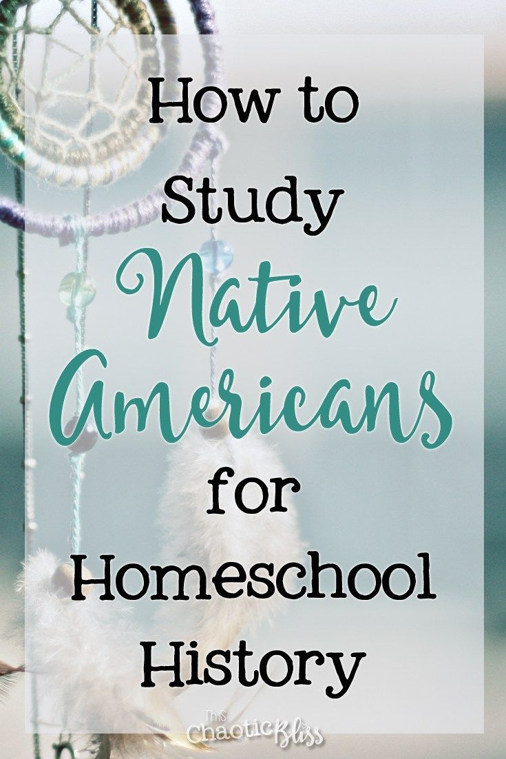 We've been studying the Native Americans in our homeschool. Read about the fun we had, plus more posts about homeschooling at www.thischaoticbliss.com