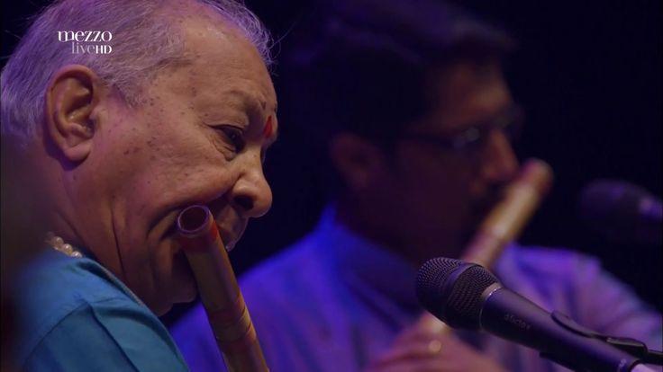 Hariprasad Chaurasia at Philharmonie de Paris - Raga Night
