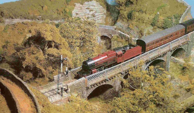 model railway | Home Page Model Railway Information Model Railway Senery