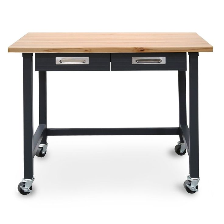 Best 25 Workbench With Drawers Ideas On Pinterest Ikea Work Table Garage Workshop And Wood