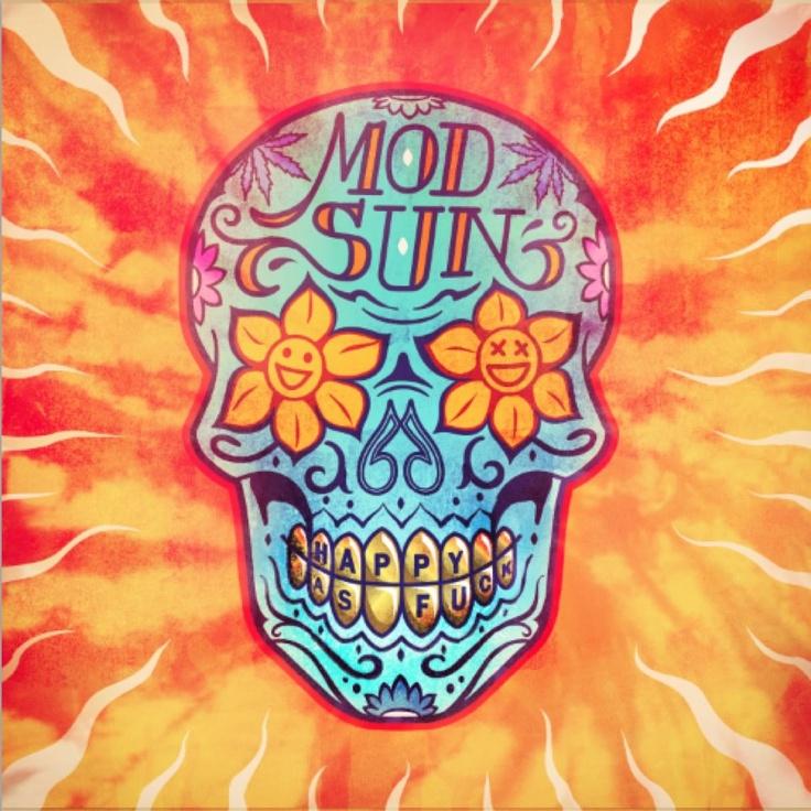 Mod Sun. Modern Sunshine. Movement On Dreams, Stand Under None.
