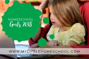 My homeschool goals for 2018 include academics, the arts, sports and practical life. Visit my site for more about homeschooling, special needs kids and twins. #homeschool #homeschooling #homeschoolplanning #specialneeds
