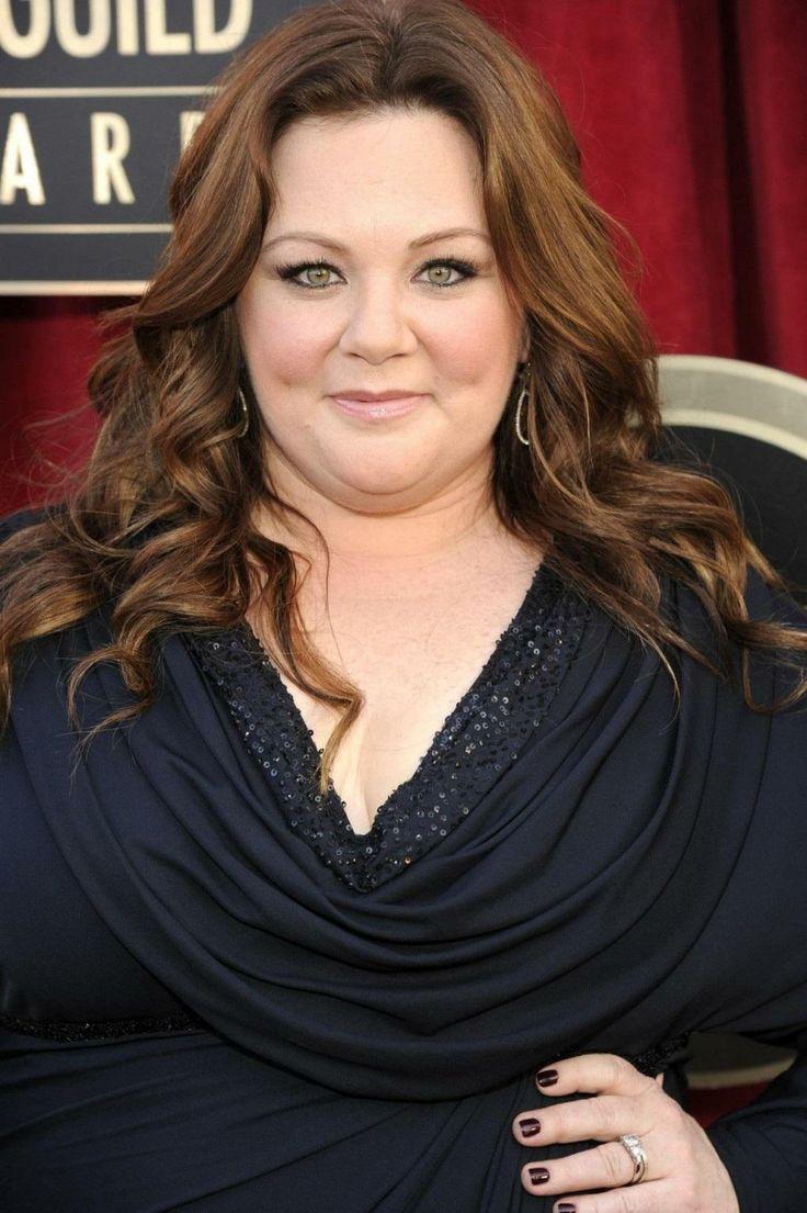 Melissa McCarthy.  I L-O-V-E love her!  I'm so glad she's a comedian/actress.