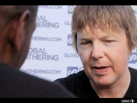 POWER HOUSE DJ John Digweed Meets Distract TV Global Gathering. The popular DJ talks to DistractTV.COM's Stephen Stallone