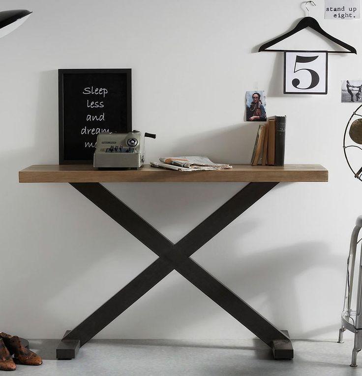 Konsoll fra kolleksjon VITA. www.dekorasjondesign.com, din komplette nettbutikk av møbler i tre. (bilde 1)