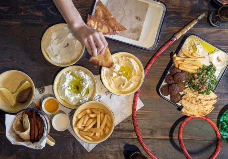 Mafi Mitlo | Middle Eastern Restaurant | Potts Point | Broadsheet Sydney - Broadsheet