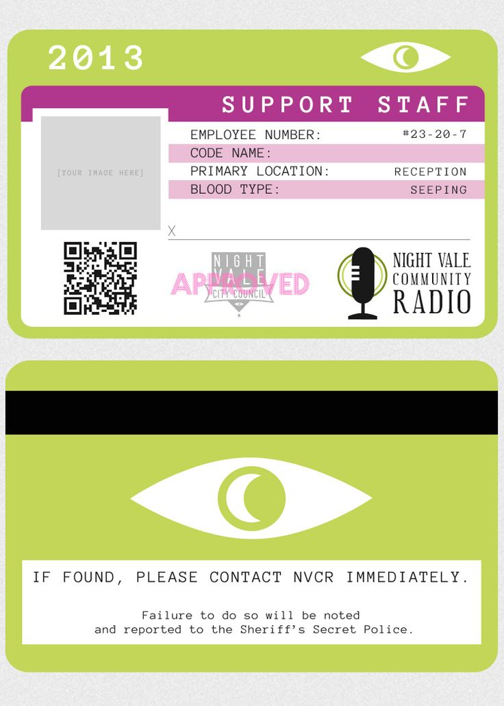 29 best ID card design ideas images on Pinterest Business cards