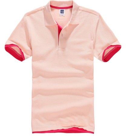 Pánské tričko s límečkem růžové – pánská trička + POŠTOVNÉ ZDARMA Na tento produkt se vztahuje nejen zajímavá sleva, ale také poštovné zdarma! Využij této výhodné nabídky a ušetři na poštovném, stejně jako to udělalo …