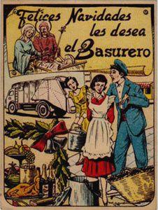 NAVIDAD EN ESPAÑA-ANTIGUA NAVIDAD-RECUERDOS DE NAVIDAD-RAFAEL CASTILLEJO-ZARAGOZA