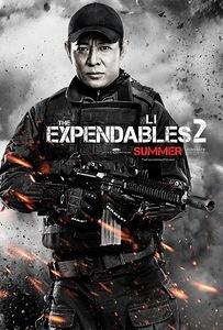 Постеры Неудержимые 2 Ли The Expendables 2