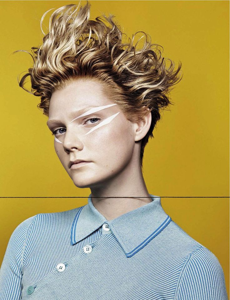 Photo Marland Backus by Craig McDean for Vogue Italia March 2016
