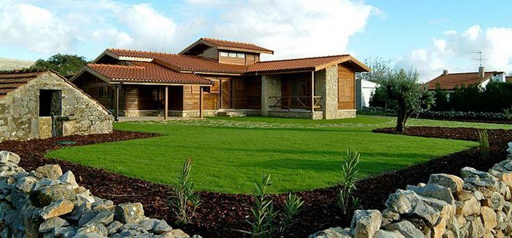 casas de madeira modernas - Pesquisa do Google