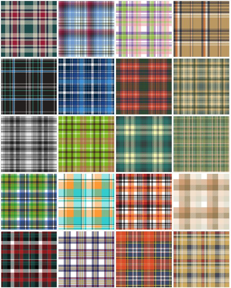 Tartan Fabric Background Seamless Pattern Fabric Texture Scottish Plaids Material For Scrapbook Stock Vector Illustratio Fabric Textures Plaid Fabric Plaid