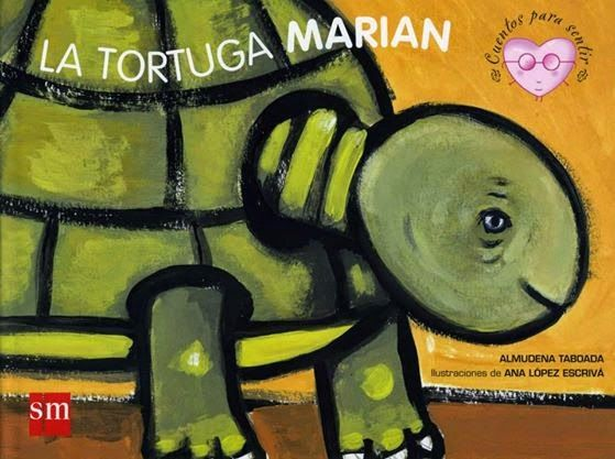 """La tortuga Marian"" - Almudena Taboada (SM) #sindromededown"