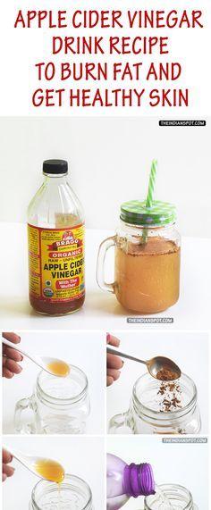 Apple cider drink recipe