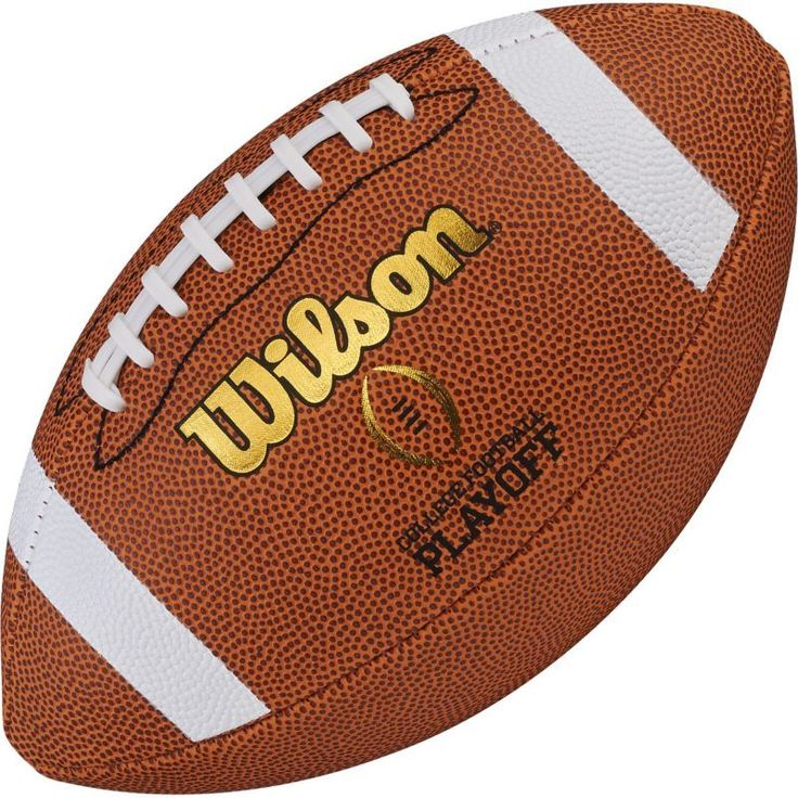 Wilson College Football Playoff Replica Youth Football