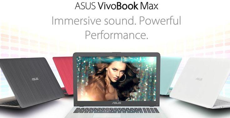 asus-vivobook ASUS presenta su nuevo notebook VivoBook Max X541