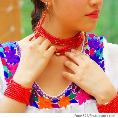 Hochzeitstraditionen der Nordamerikanischen Indianern