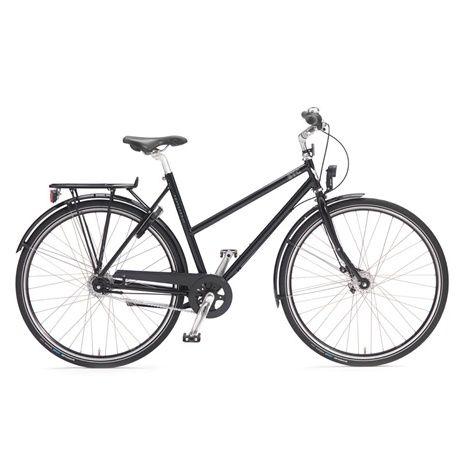 """Skeppshult STC Elit  är perfekt för dig som vill du ha en cykel som du kan göra lite vad som helst med. En cykel åt det sportigare håller, men som du kan glida fram med utan att """"bryta ryggen""""."""