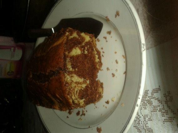 Recette - Cake marbré facile | Notée 4.1/5