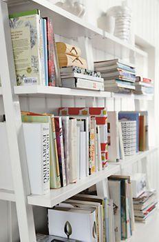 gallery leaning shelves in white bookcases u0026 shelves living room u0026 board