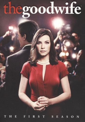The Good Wife: The First Season [6 Discs] [DVD]