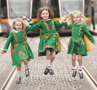 St Patrick's Festival 2012 - Dublin, Ireland https://www.facebook.com/IrelandOfAThousandWelcomes