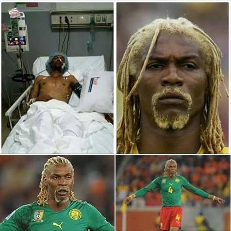Welcome to Gabriel Atanbiyi Blog: Rigobert Song finally passed aways after battling ...