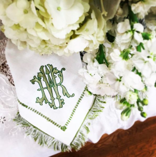 Kimberly Schlegel Whitman: Friday Favorites - We have been Monogramming Everything!