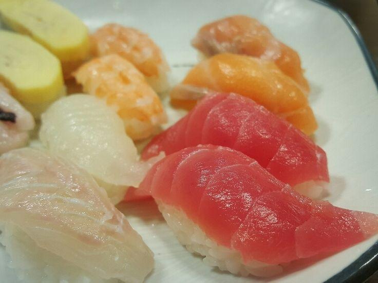 가로수길 맛집 초밥 스시 은행골 신사동점 : 네이버 블로그